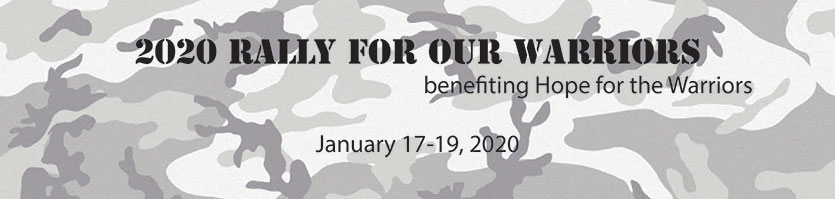 2020 Rally for our Warriors: Racquetball Tournament