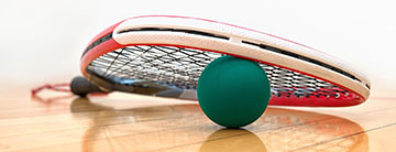 Salem Athletic Club Racquetball