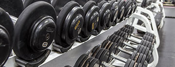 SAC gym free weights