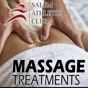 Massage Treatments Salem Athletic Club