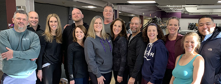 Meet the Salem Athletic Club staff